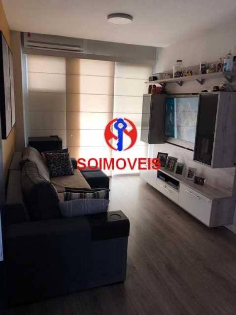 1-sl2 2 - Apartamento 2 quartos à venda Todos os Santos, Rio de Janeiro - R$ 360.000 - TJAP21230 - 1