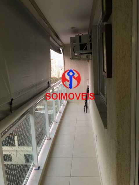 1-var2 - Apartamento 2 quartos à venda Todos os Santos, Rio de Janeiro - R$ 360.000 - TJAP21230 - 5