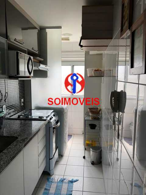 4-coz - Apartamento 2 quartos à venda Todos os Santos, Rio de Janeiro - R$ 360.000 - TJAP21230 - 14
