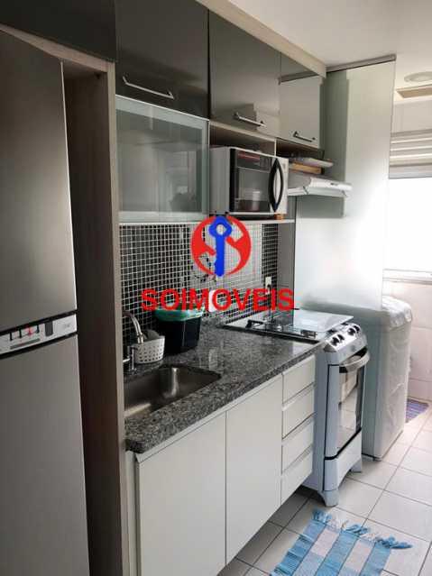 4-coz2 - Apartamento 2 quartos à venda Todos os Santos, Rio de Janeiro - R$ 360.000 - TJAP21230 - 15
