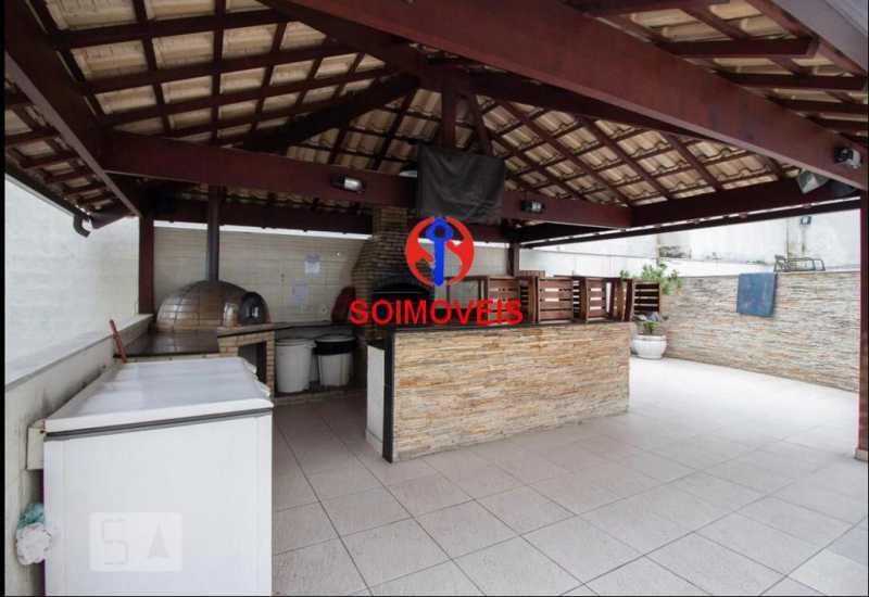 5-churras - Apartamento 2 quartos à venda Todos os Santos, Rio de Janeiro - R$ 360.000 - TJAP21230 - 17