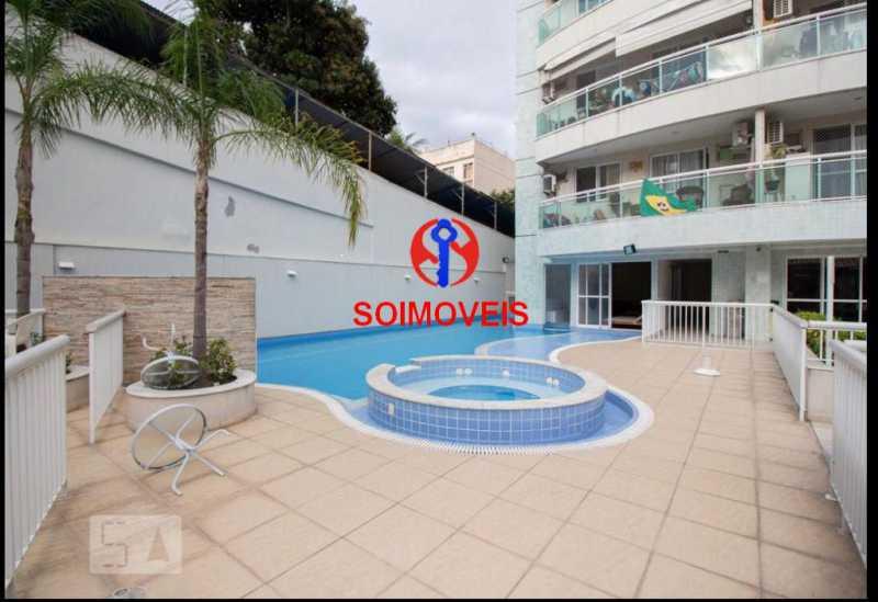 5-pisc - Apartamento 2 quartos à venda Todos os Santos, Rio de Janeiro - R$ 360.000 - TJAP21230 - 20