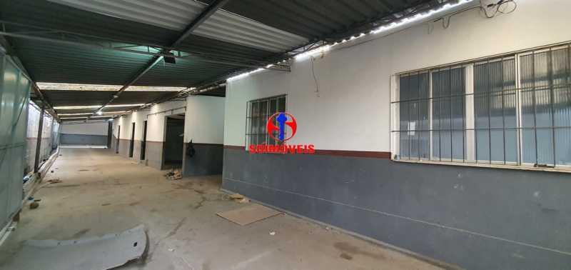 ENTRADA PARA AS BAIAS - Galpão 330m² para venda e aluguel Braz de Pina, Rio de Janeiro - R$ 750.000 - TJGA00006 - 6