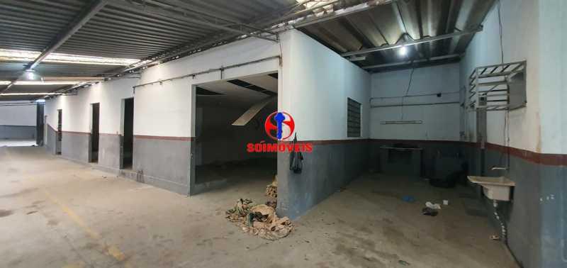 BAIAS - Galpão 330m² para venda e aluguel Braz de Pina, Rio de Janeiro - R$ 750.000 - TJGA00006 - 7