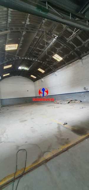 GALPÃO - Galpão 330m² para venda e aluguel Braz de Pina, Rio de Janeiro - R$ 750.000 - TJGA00006 - 9