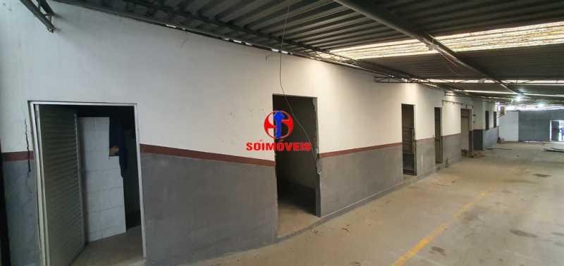 BAIAS E BANHEIRO - Galpão 330m² para venda e aluguel Braz de Pina, Rio de Janeiro - R$ 750.000 - TJGA00006 - 13
