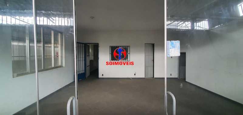 SALA FRENTE DE RUA - Galpão 330m² para venda e aluguel Braz de Pina, Rio de Janeiro - R$ 750.000 - TJGA00006 - 14
