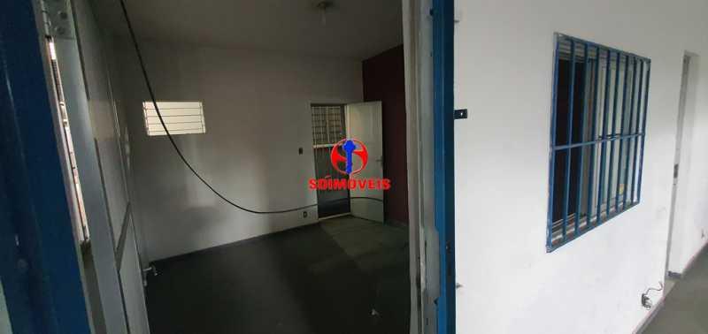 ESCRITORIO - Galpão 330m² para venda e aluguel Braz de Pina, Rio de Janeiro - R$ 750.000 - TJGA00006 - 15