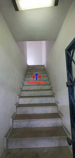 ACESSO AO 2º ANDAR - Galpão 330m² para venda e aluguel Braz de Pina, Rio de Janeiro - R$ 750.000 - TJGA00006 - 17