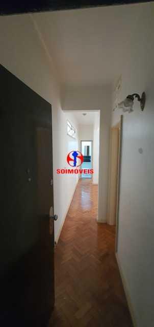 ENTRADA - Apartamento 2 quartos à venda Copacabana, Rio de Janeiro - R$ 630.000 - TJAP21232 - 1