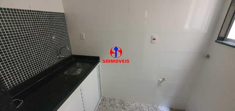 COZINHA - Apartamento 2 quartos à venda Copacabana, Rio de Janeiro - R$ 630.000 - TJAP21232 - 5
