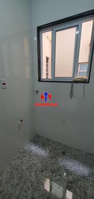 COZINHA - Apartamento 2 quartos à venda Copacabana, Rio de Janeiro - R$ 630.000 - TJAP21232 - 7
