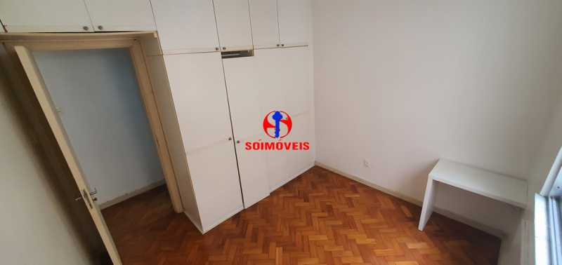 QUARTO - Apartamento 2 quartos à venda Copacabana, Rio de Janeiro - R$ 630.000 - TJAP21232 - 15