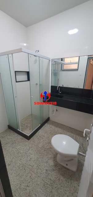BANHEIRO - Apartamento 2 quartos à venda Copacabana, Rio de Janeiro - R$ 630.000 - TJAP21232 - 17