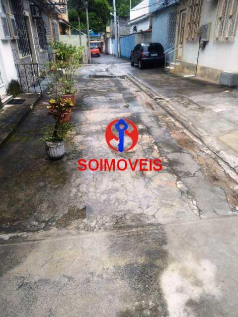 vila - Casa de Vila 2 quartos à venda Engenho de Dentro, Rio de Janeiro - R$ 240.000 - TJCV20088 - 1