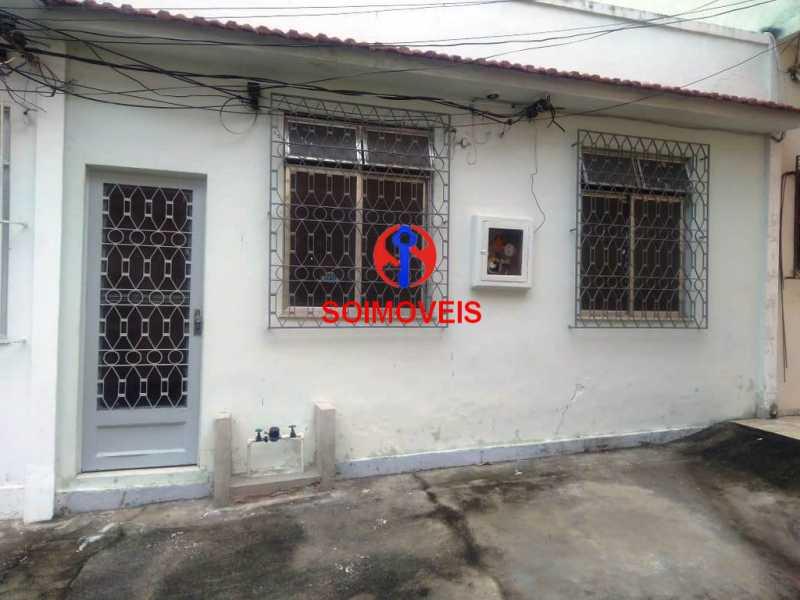 fac - Casa de Vila 2 quartos à venda Engenho de Dentro, Rio de Janeiro - R$ 240.000 - TJCV20088 - 3