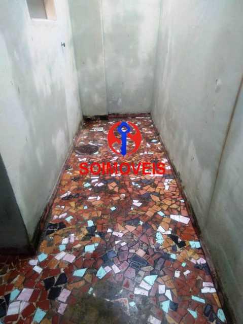 ar - Casa de Vila 2 quartos à venda Engenho de Dentro, Rio de Janeiro - R$ 240.000 - TJCV20088 - 14