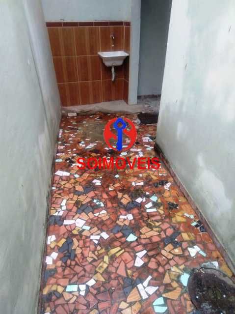 ar - Casa de Vila 2 quartos à venda Engenho de Dentro, Rio de Janeiro - R$ 240.000 - TJCV20088 - 15