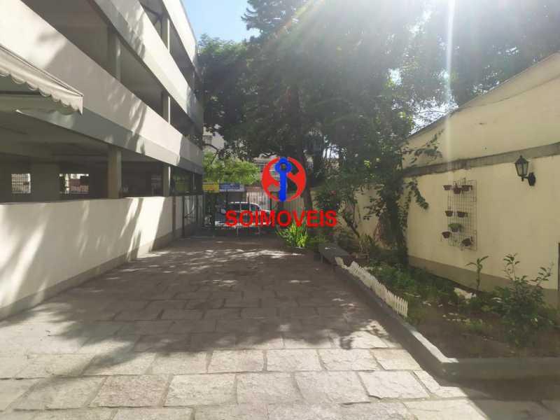 Area entrada. - Apartamento 2 quartos à venda Engenho de Dentro, Rio de Janeiro - R$ 260.000 - TJAP21234 - 13