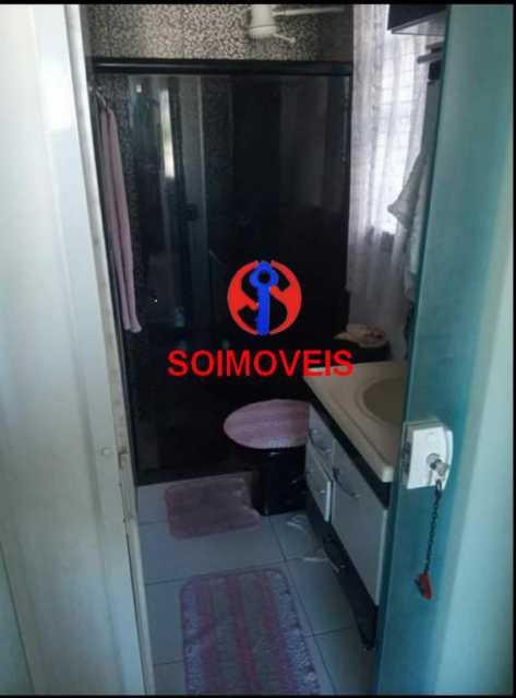 Banheiro. - Apartamento 2 quartos à venda Engenho de Dentro, Rio de Janeiro - R$ 260.000 - TJAP21234 - 12
