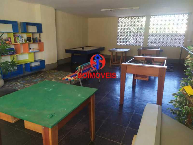 Brinquedoteca. - Apartamento 2 quartos à venda Engenho de Dentro, Rio de Janeiro - R$ 260.000 - TJAP21234 - 16