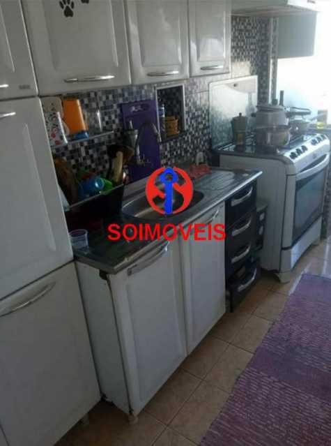 Cozinha 2. - Apartamento 2 quartos à venda Engenho de Dentro, Rio de Janeiro - R$ 260.000 - TJAP21234 - 10