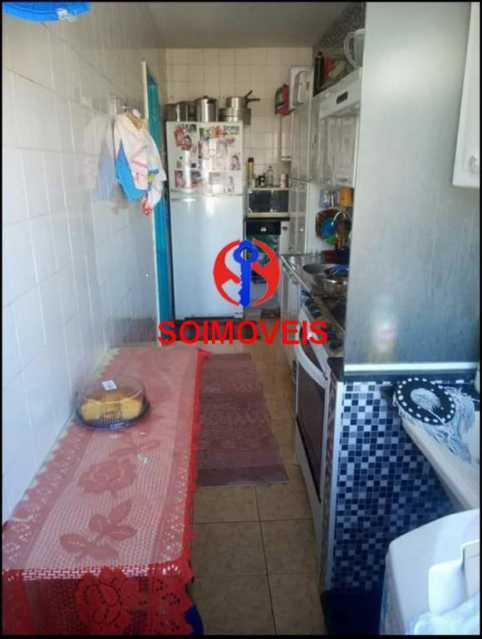 cozinha 3. - Apartamento 2 quartos à venda Engenho de Dentro, Rio de Janeiro - R$ 260.000 - TJAP21234 - 11