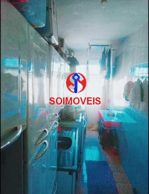 Cozinha. - Apartamento 2 quartos à venda Engenho de Dentro, Rio de Janeiro - R$ 260.000 - TJAP21234 - 9