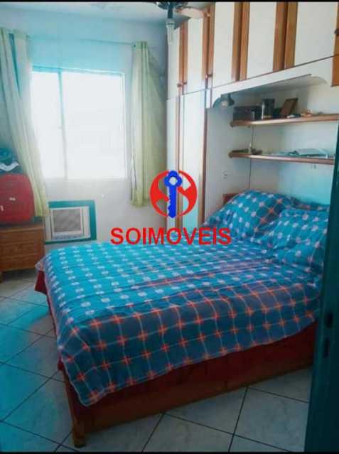 Quarto 2. - Apartamento 2 quartos à venda Engenho de Dentro, Rio de Janeiro - R$ 260.000 - TJAP21234 - 6
