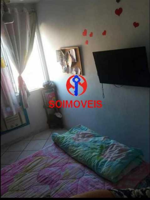 Quarto 3. - Apartamento 2 quartos à venda Engenho de Dentro, Rio de Janeiro - R$ 260.000 - TJAP21234 - 7