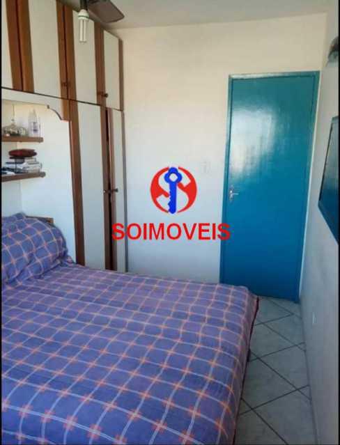 Quarto 4. - Apartamento 2 quartos à venda Engenho de Dentro, Rio de Janeiro - R$ 260.000 - TJAP21234 - 8