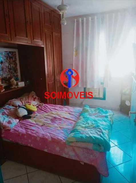 Quarto. - Apartamento 2 quartos à venda Engenho de Dentro, Rio de Janeiro - R$ 260.000 - TJAP21234 - 5