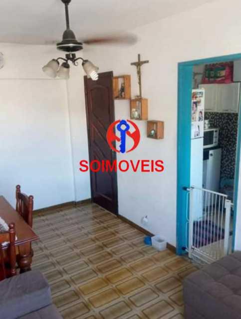 Sala 2. - Apartamento 2 quartos à venda Engenho de Dentro, Rio de Janeiro - R$ 260.000 - TJAP21234 - 4