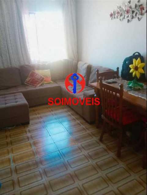 Sala. - Apartamento 2 quartos à venda Engenho de Dentro, Rio de Janeiro - R$ 260.000 - TJAP21234 - 3