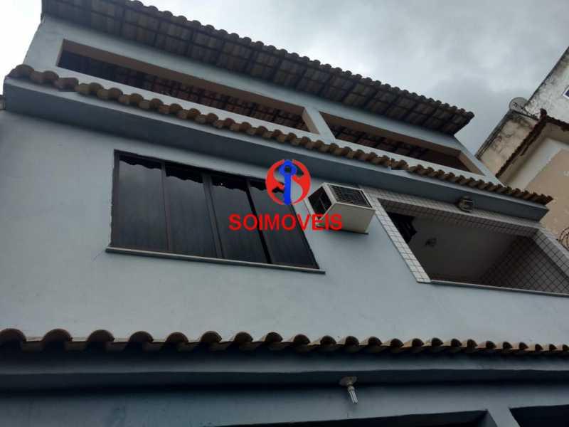 0-fac - Casa de Vila 2 quartos à venda Quintino Bocaiúva, Rio de Janeiro - R$ 400.000 - TJCV20089 - 1