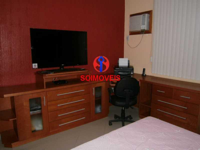 2-1qto - Casa de Vila 2 quartos à venda Quintino Bocaiúva, Rio de Janeiro - R$ 400.000 - TJCV20089 - 4