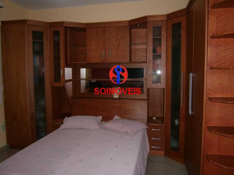 2-1qto2 - Casa de Vila 2 quartos à venda Quintino Bocaiúva, Rio de Janeiro - R$ 400.000 - TJCV20089 - 5