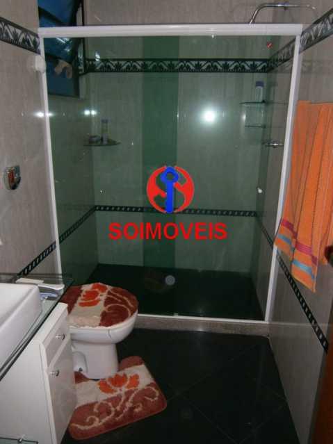 3-bhs - Casa de Vila 2 quartos à venda Quintino Bocaiúva, Rio de Janeiro - R$ 400.000 - TJCV20089 - 7