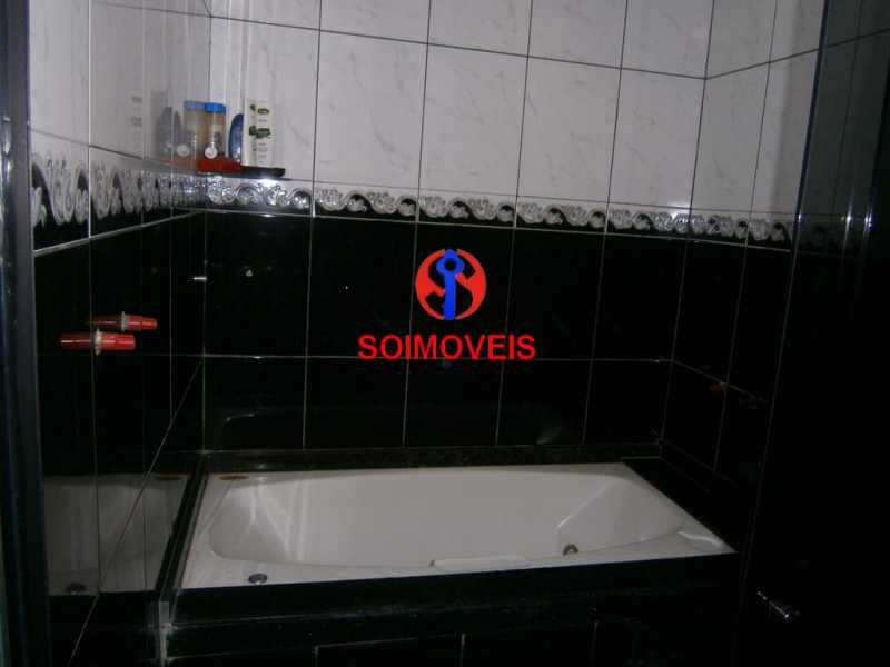 3-bhsu - Casa de Vila 2 quartos à venda Quintino Bocaiúva, Rio de Janeiro - R$ 400.000 - TJCV20089 - 8