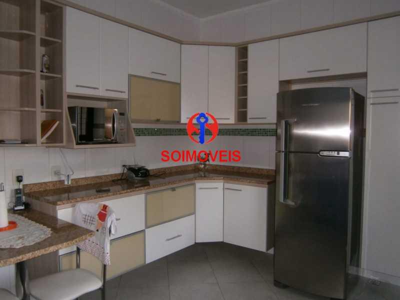 4-coz - Casa de Vila 2 quartos à venda Quintino Bocaiúva, Rio de Janeiro - R$ 400.000 - TJCV20089 - 10