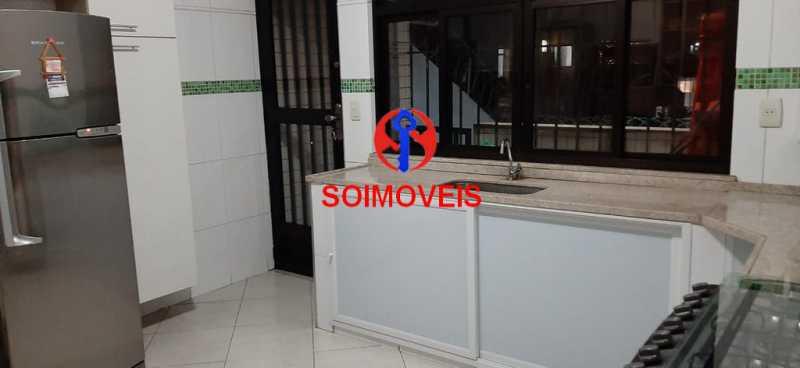 4-coz2 - Casa de Vila 2 quartos à venda Quintino Bocaiúva, Rio de Janeiro - R$ 400.000 - TJCV20089 - 11