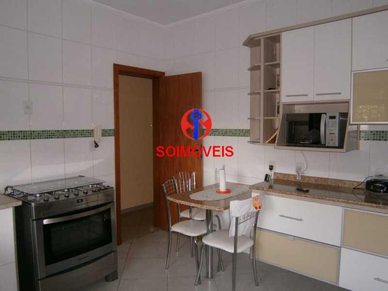 4-coz3 - Casa de Vila 2 quartos à venda Quintino Bocaiúva, Rio de Janeiro - R$ 400.000 - TJCV20089 - 12