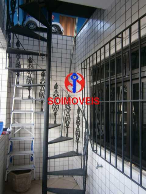 5-ar - Casa de Vila 2 quartos à venda Quintino Bocaiúva, Rio de Janeiro - R$ 400.000 - TJCV20089 - 13