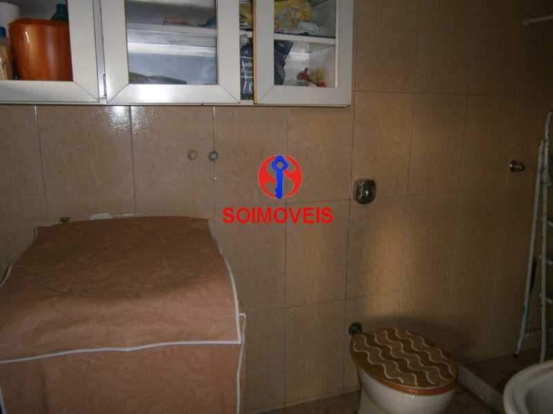 5-bhem - Casa de Vila 2 quartos à venda Quintino Bocaiúva, Rio de Janeiro - R$ 400.000 - TJCV20089 - 14