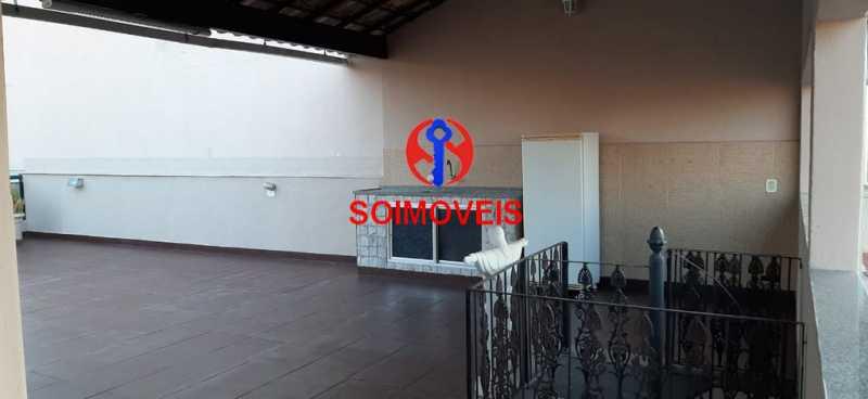 6-terr2 - Casa de Vila 2 quartos à venda Quintino Bocaiúva, Rio de Janeiro - R$ 400.000 - TJCV20089 - 18