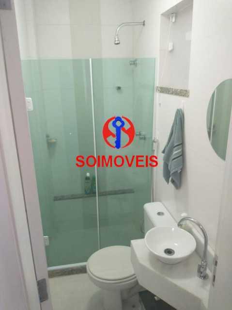 Banheiro. - Casa em Condomínio 2 quartos à venda São Francisco Xavier, Rio de Janeiro - R$ 425.000 - TJCN20007 - 12