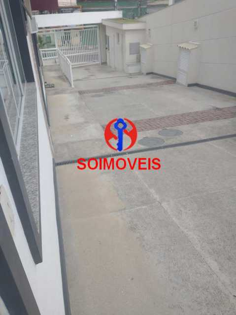 Entrada. - Casa em Condomínio 2 quartos à venda São Francisco Xavier, Rio de Janeiro - R$ 425.000 - TJCN20007 - 3