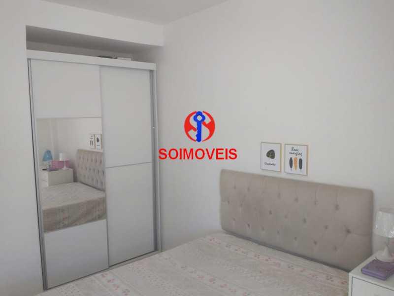 Quarto 4. - Casa em Condomínio 2 quartos à venda São Francisco Xavier, Rio de Janeiro - R$ 425.000 - TJCN20007 - 11