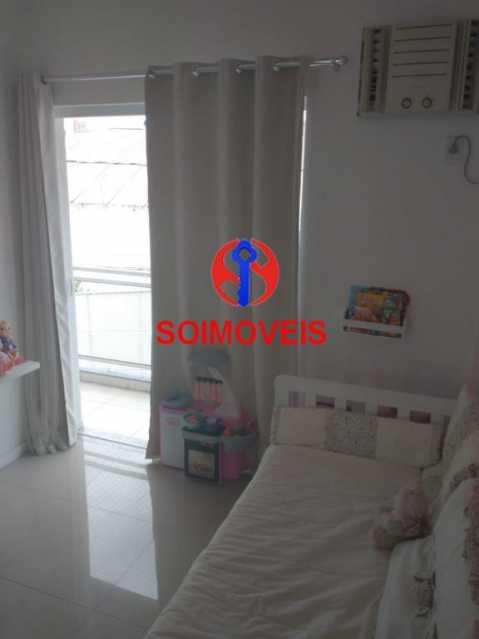 Quarto. - Casa em Condomínio 2 quartos à venda São Francisco Xavier, Rio de Janeiro - R$ 425.000 - TJCN20007 - 8