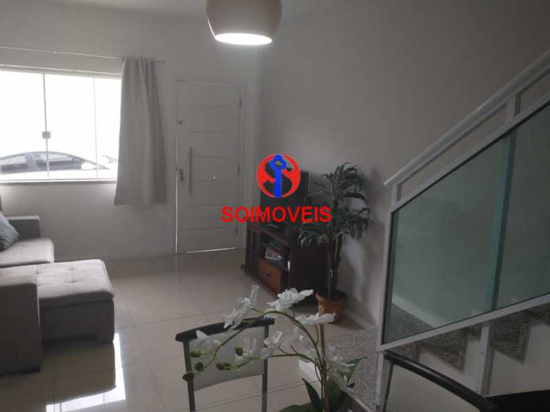 Sala. - Casa em Condomínio 2 quartos à venda São Francisco Xavier, Rio de Janeiro - R$ 425.000 - TJCN20007 - 5